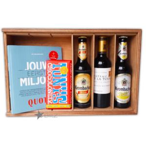 BlitZ geschenkbox Okoume