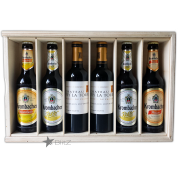BlitZ geschenkbox vurenhout